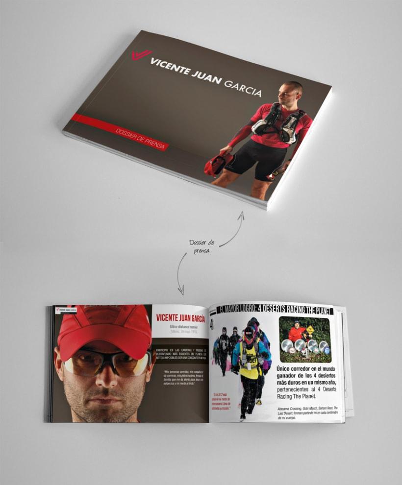 Web & Gráficas - Vicente Juan García Ultra Runner 3