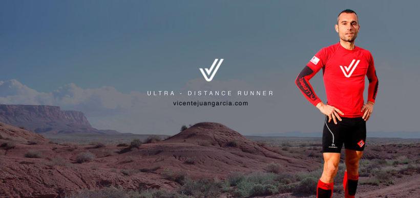 Web & Gráficas - Vicente Juan García Ultra Runner 0