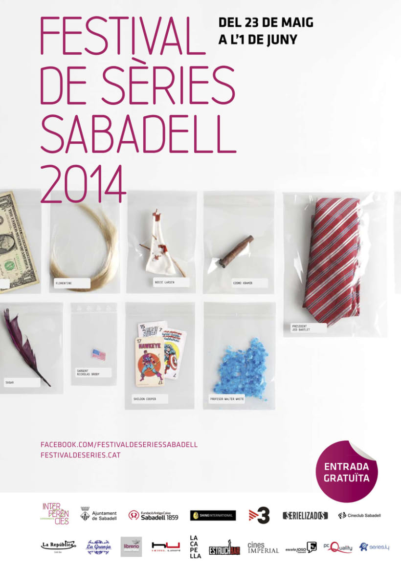 FESTIVAL DE SÈRIES SABADELL 2014 0