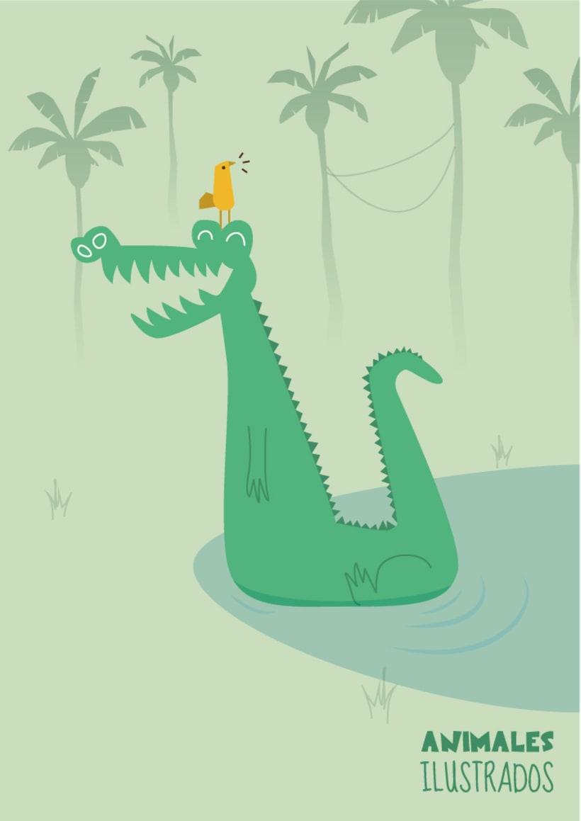 Animales ilustrados 5