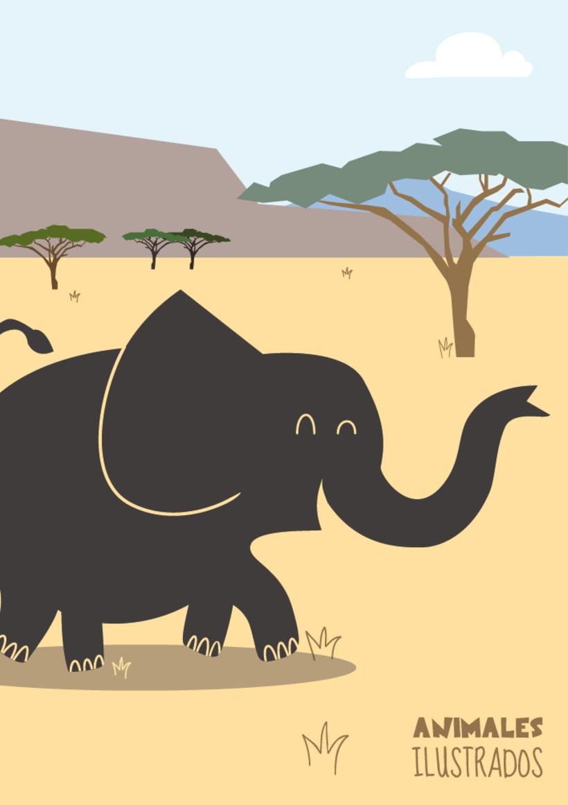 Animales ilustrados 6