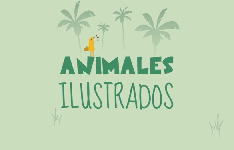 Animales ilustrados 0