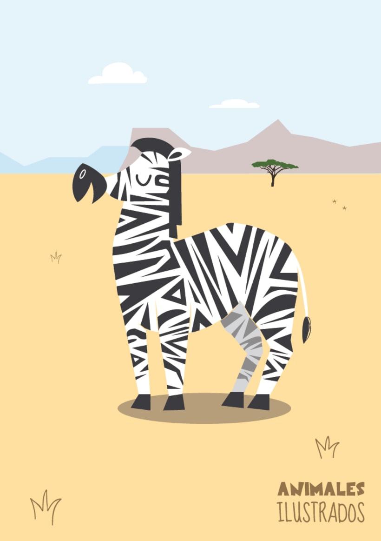 Animales ilustrados 2