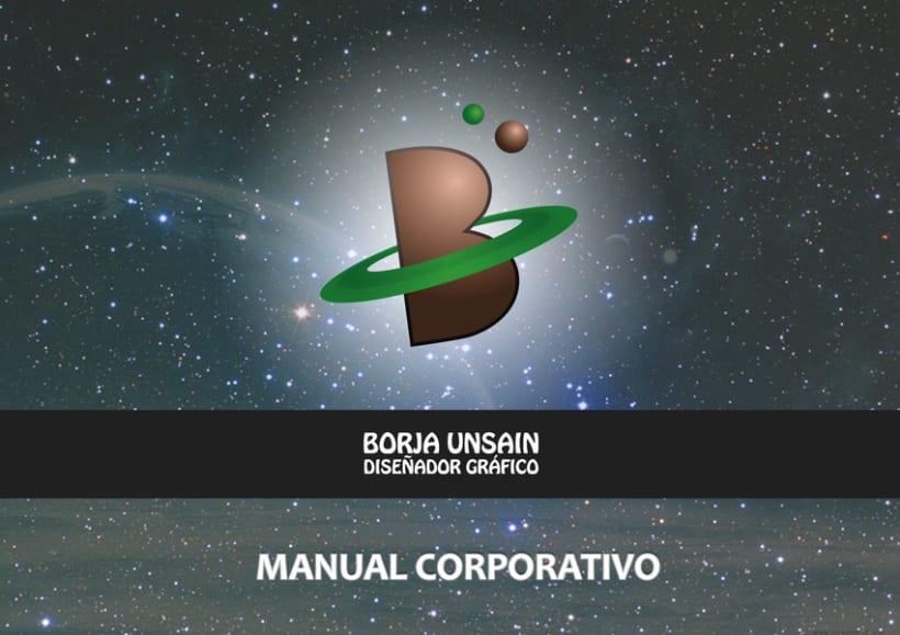 Manual Corporativo Borja Unsain Diseñador -1