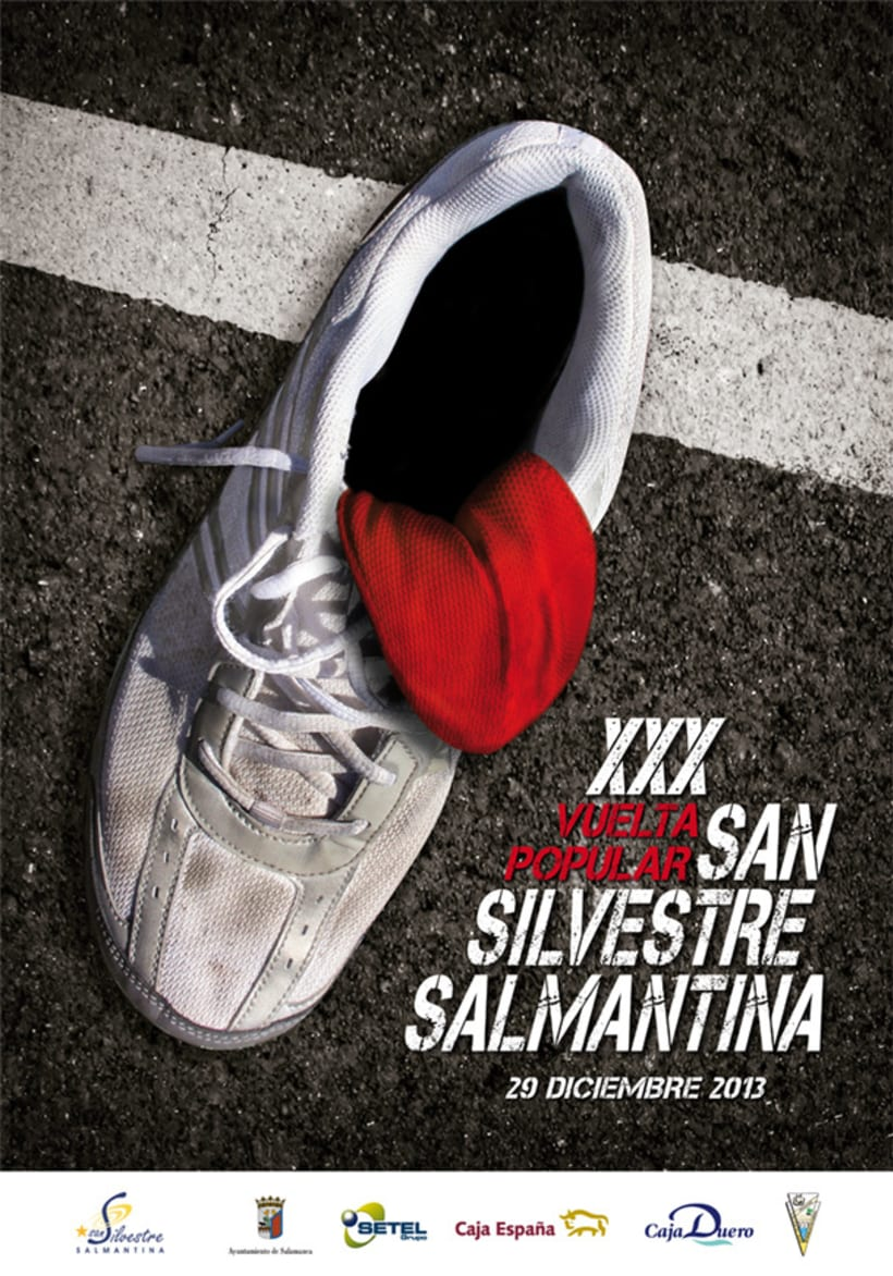 XXX Vuelta Popular San Silvestre Salmantina 0