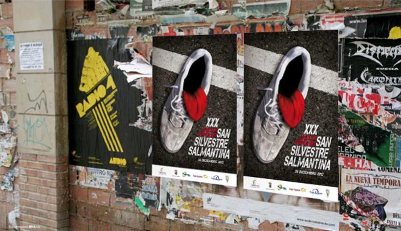 XXX Vuelta Popular San Silvestre Salmantina 2