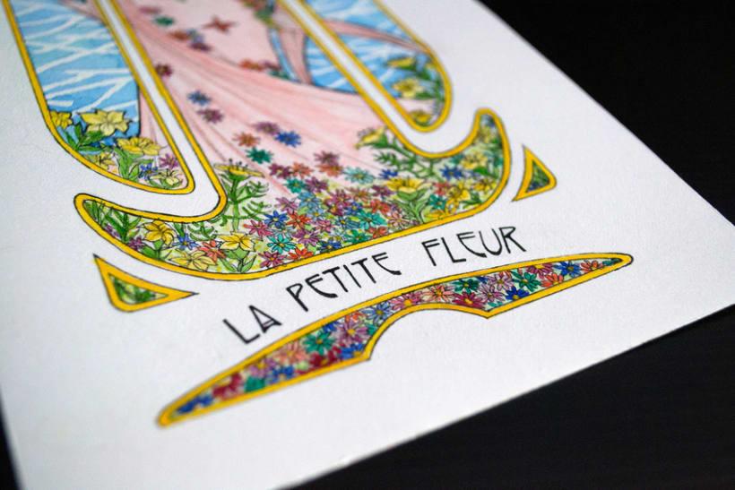 La Petite Fleur 9