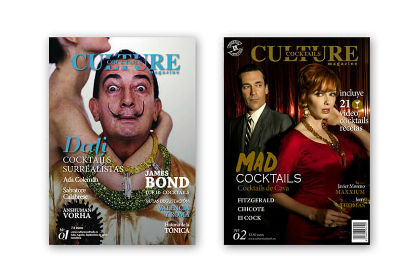 Revista Culture Cocktails 0