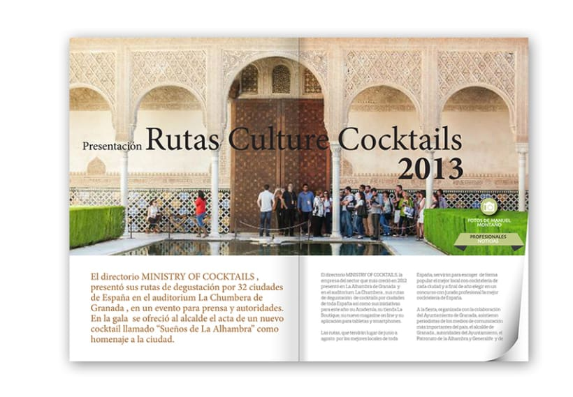 Revista Culture Cocktails 4