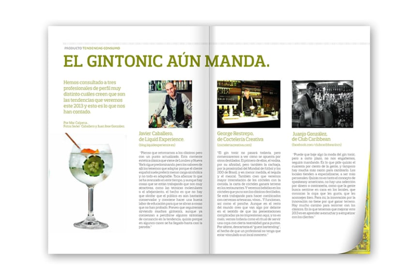 Revista Culture Cocktails 9