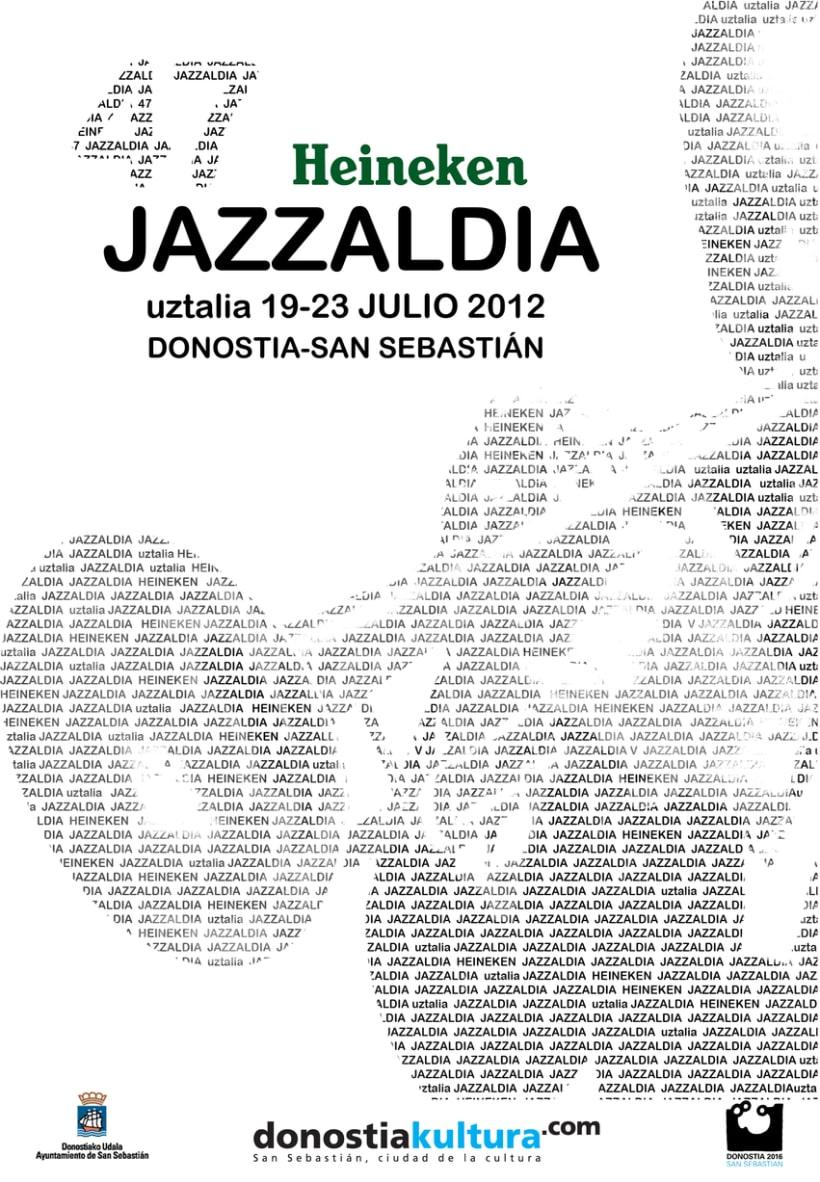 Cartelería HEINEKEN JAZZALDIA  -1