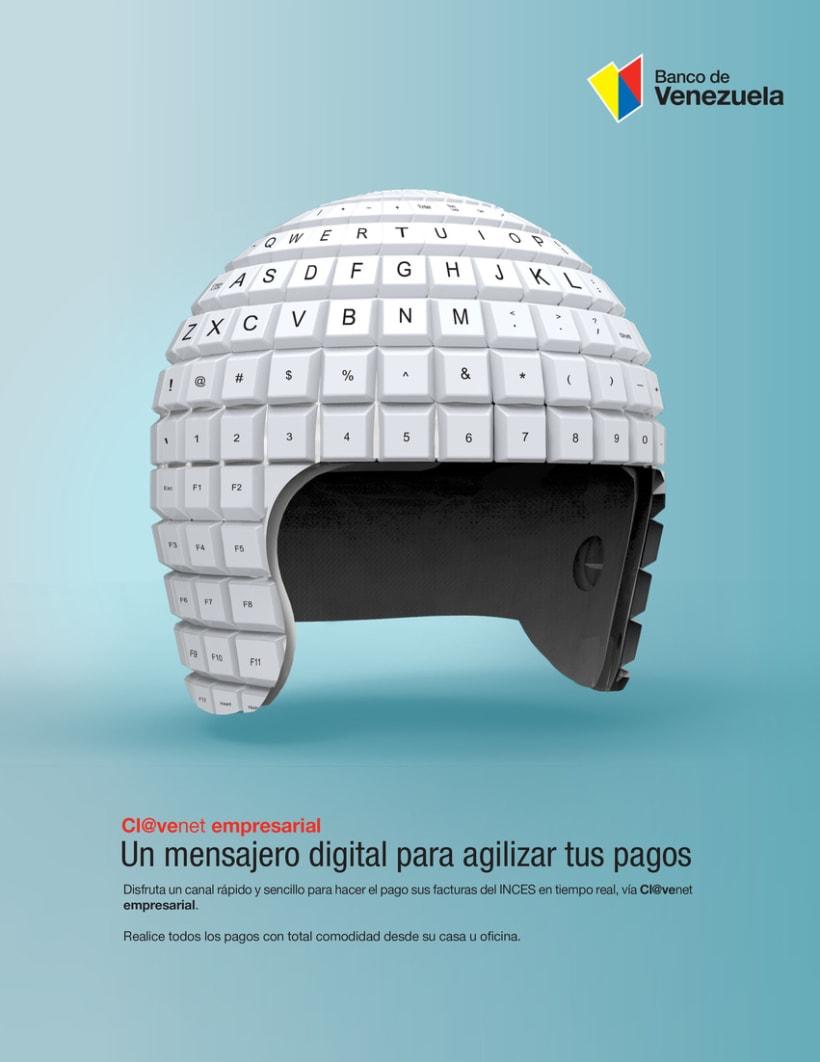 Mensajero digital BDV -1