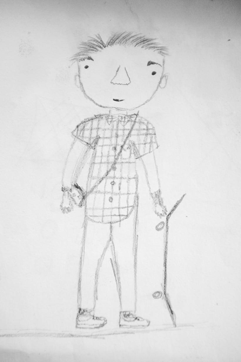 Mi Proyecto del curso Construye un amigo: del lápiz al movimiento 0
