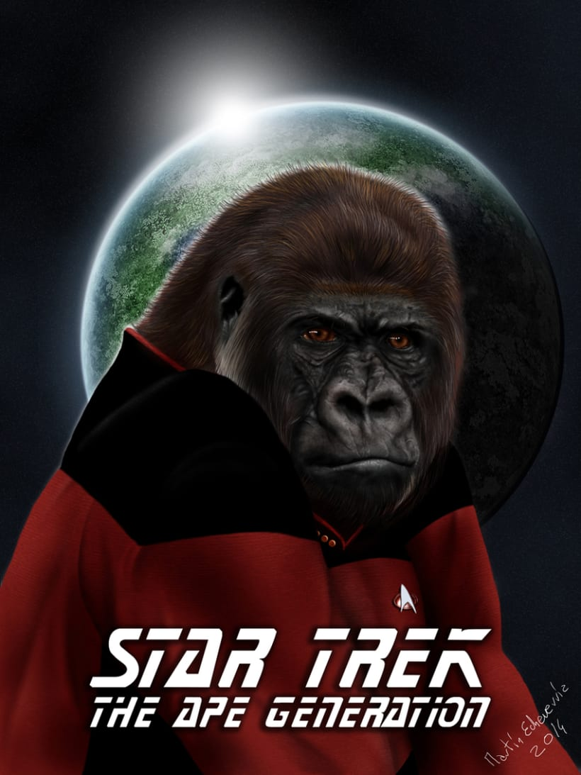 The Universe of the Apes. 5