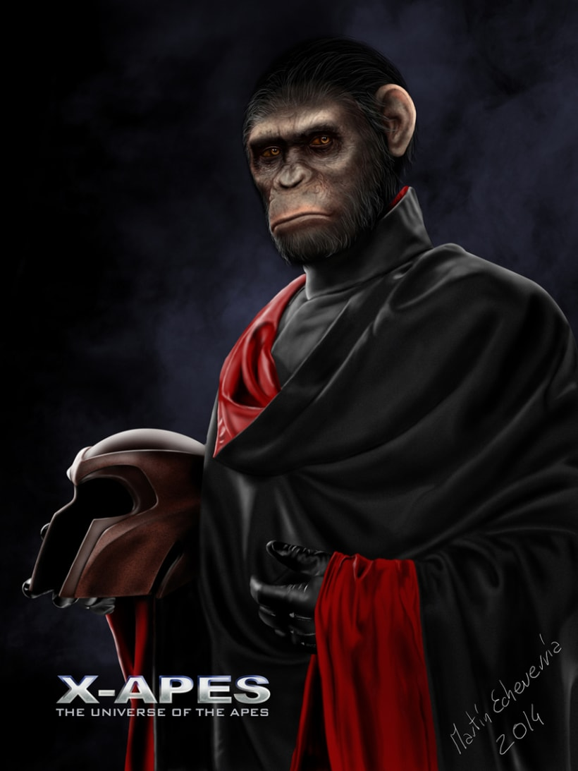 The Universe of the Apes. 3