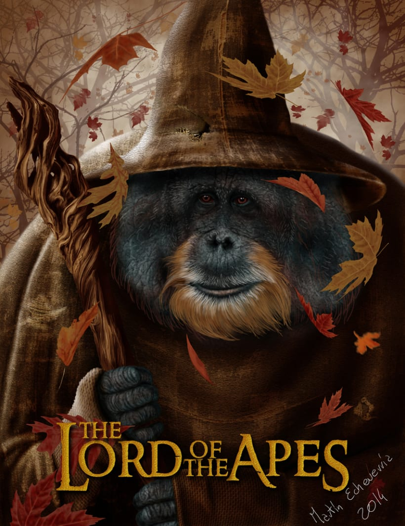 The Universe of the Apes. 1