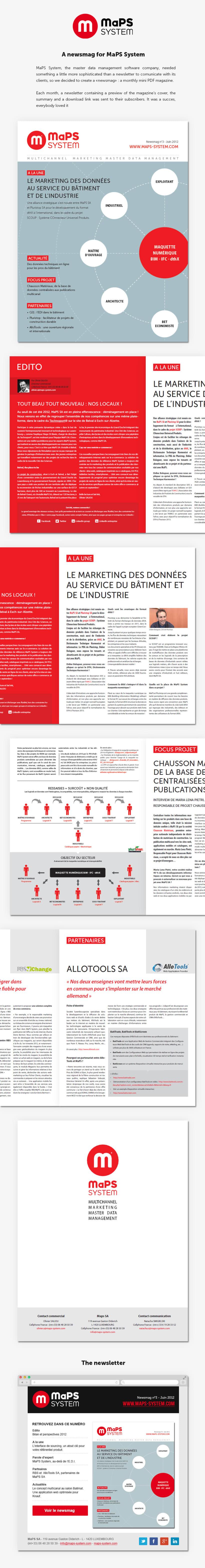 MaPS System newsmag 0