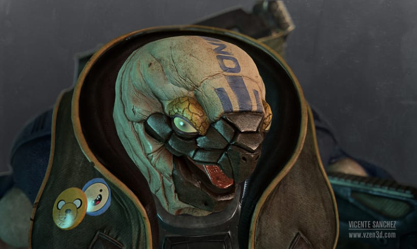Cyber Turtle 4