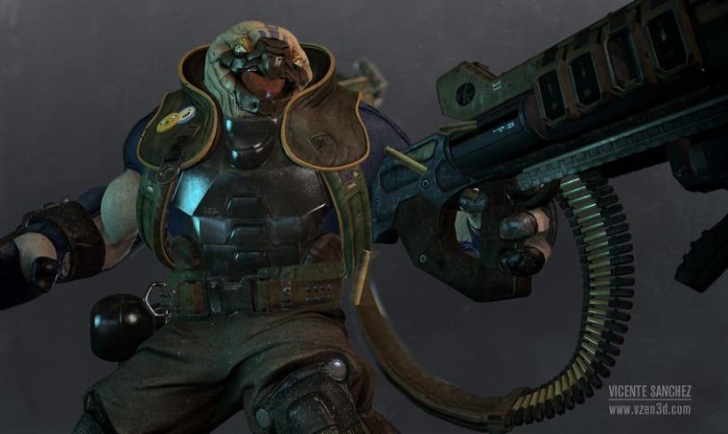 Cyber Turtle 5