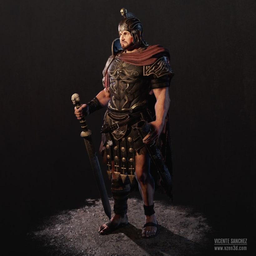 Dark Centurion 1