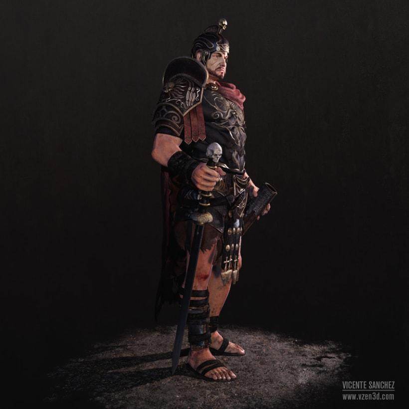 Dark Centurion 2