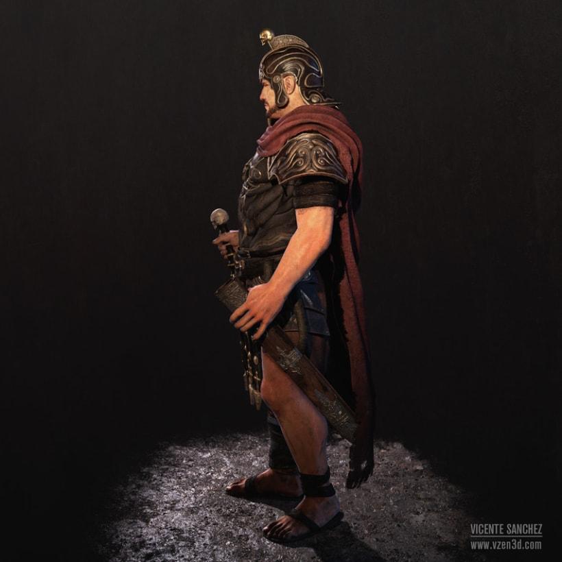 Dark Centurion 3