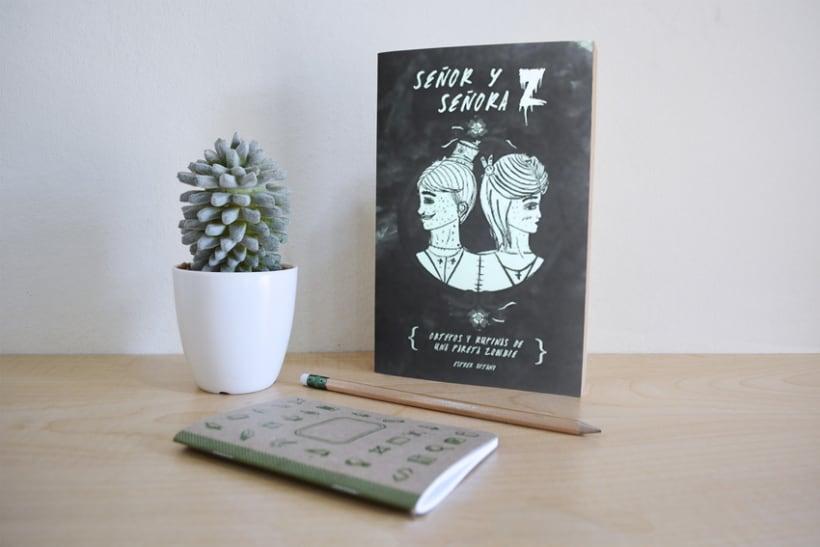 Fanzine Señor y Señora Z 3