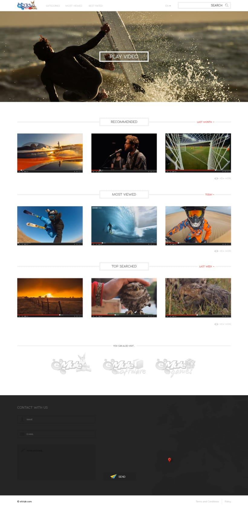 Videos Web Design -1