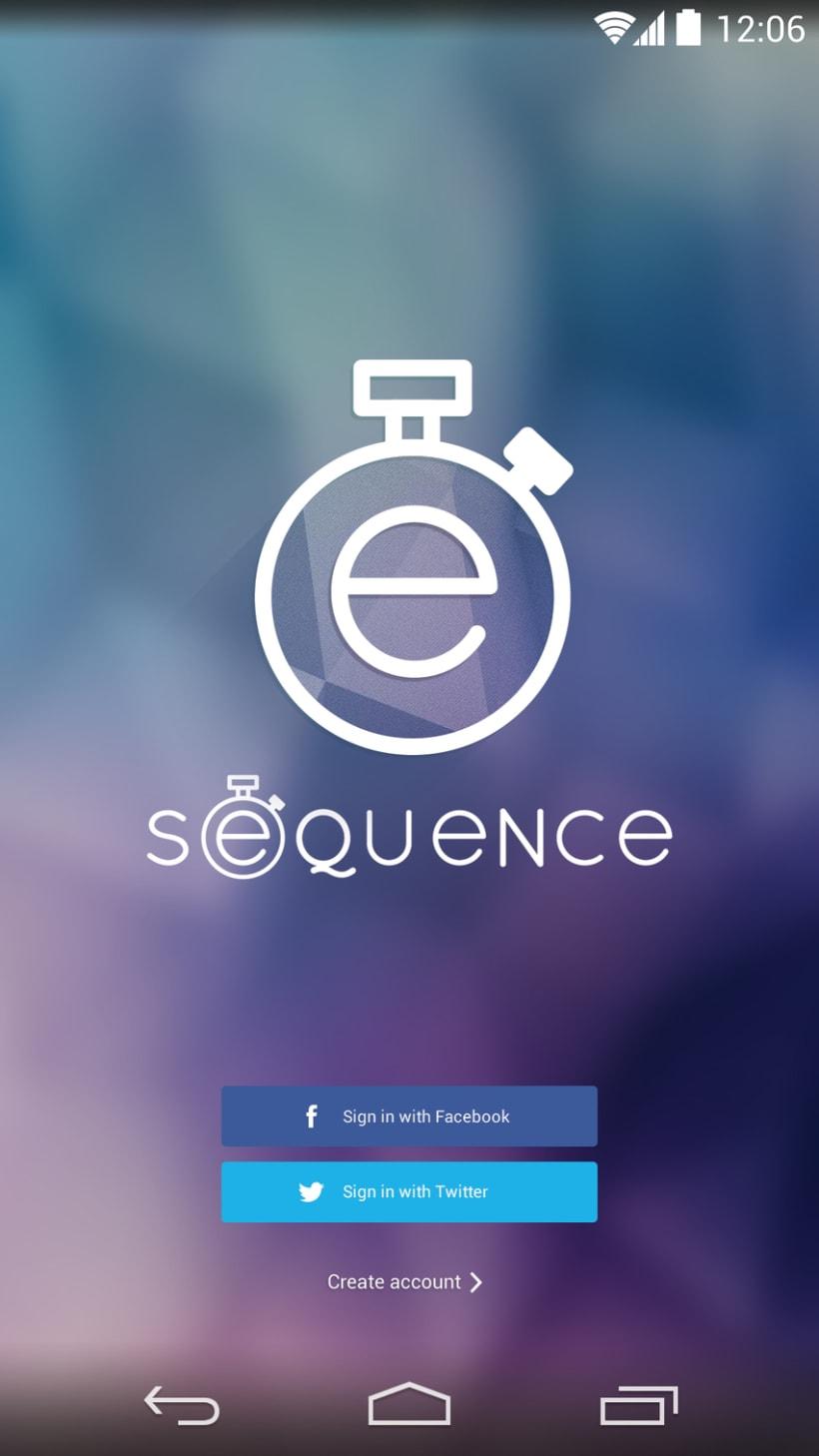 App Sequence Design -1