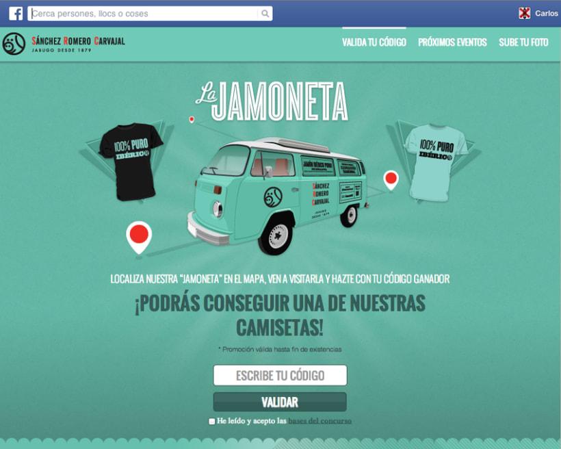 La Jamoneta de Sanchez Romero Carvajal (Facebook App) -1