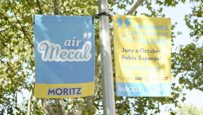 Banderolas Mecal Air 0