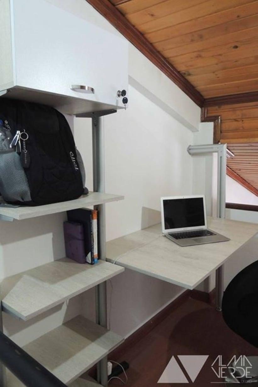 Diseño, producción e instalación mobiliario  -1