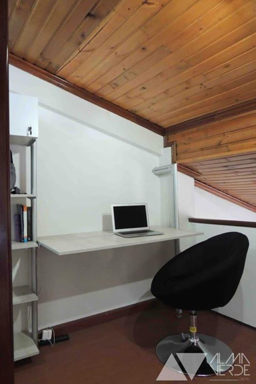 Diseño, producción e instalación mobiliario  1
