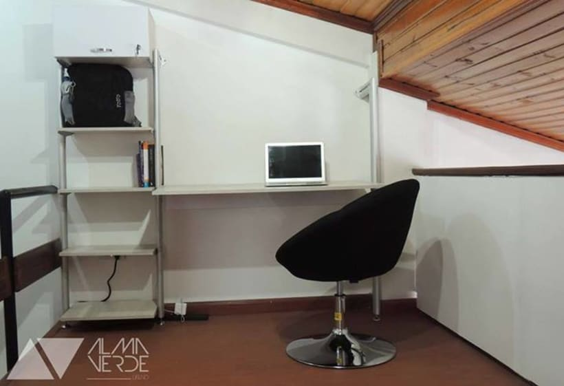 Diseño, producción e instalación mobiliario  2