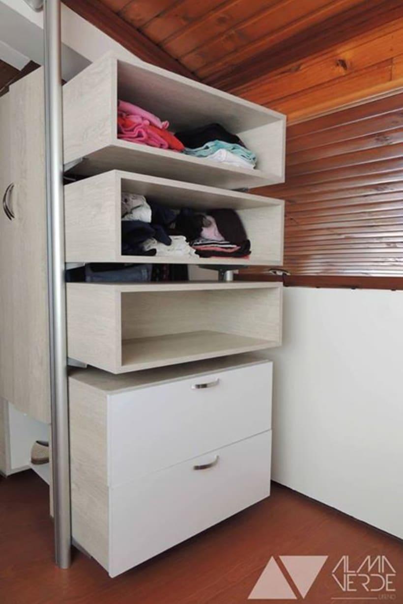 Diseño, producción e instalación mobiliario  3