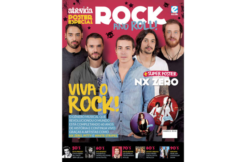 Especiais Revista Atrevida 4