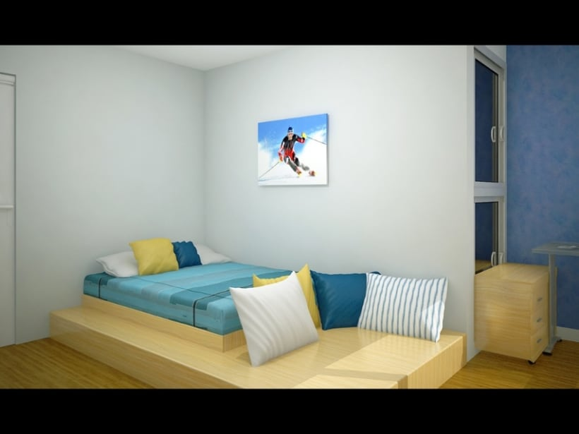 Wakeboarder room 2