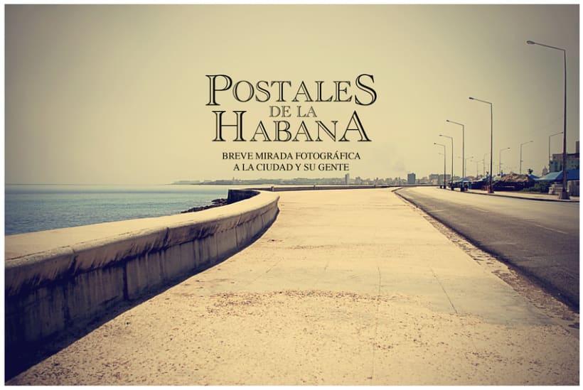 Postales de la Habana 1