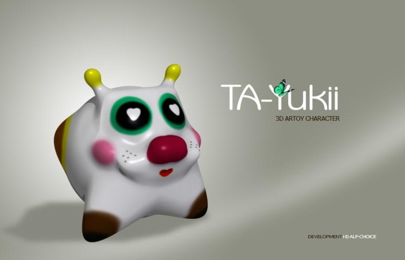 Artoy TA-Yukii 0