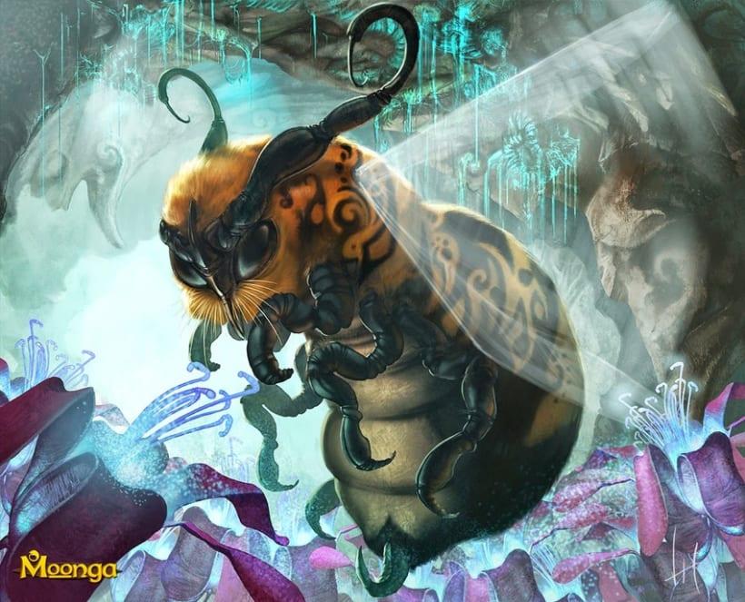 Portfolio Moonga TCG (Ilustraciones) 3