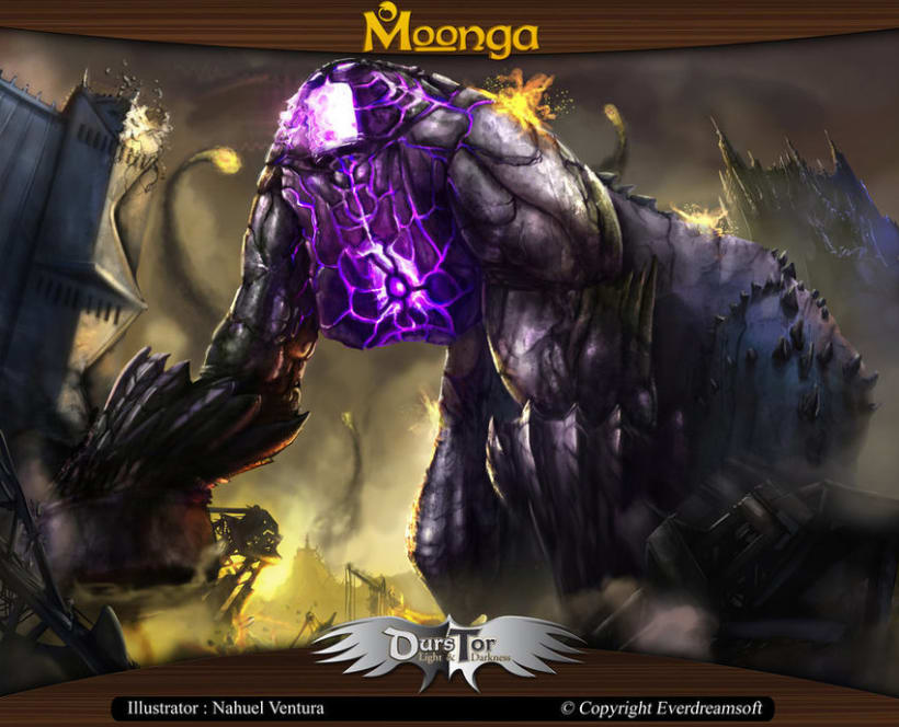 Portfolio Moonga TCG (Ilustraciones) 6