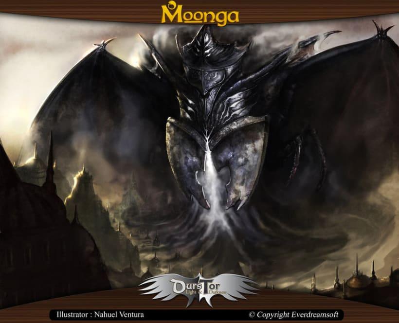 Portfolio Moonga TCG (Ilustraciones) 7
