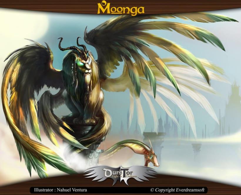 Portfolio Moonga TCG (Ilustraciones) 8