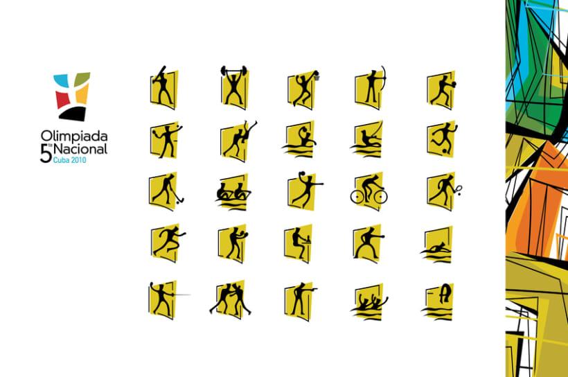 Sistema de pictogramas | Olimpiada Cuba 2010 0