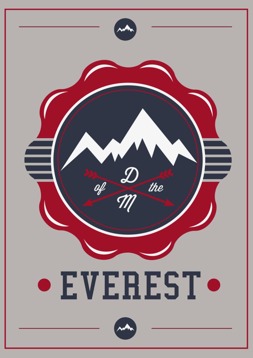 Dawn of the maya Everest 2014 0