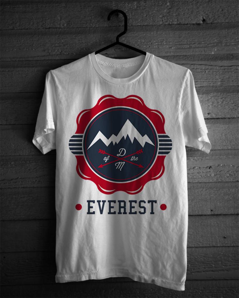 Dawn of the maya Everest 2014 1
