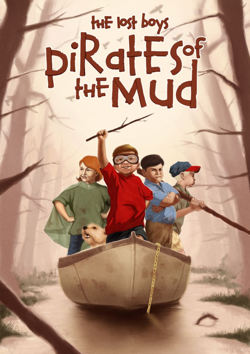 The Lost Boys: Pirates Of The Mud 0