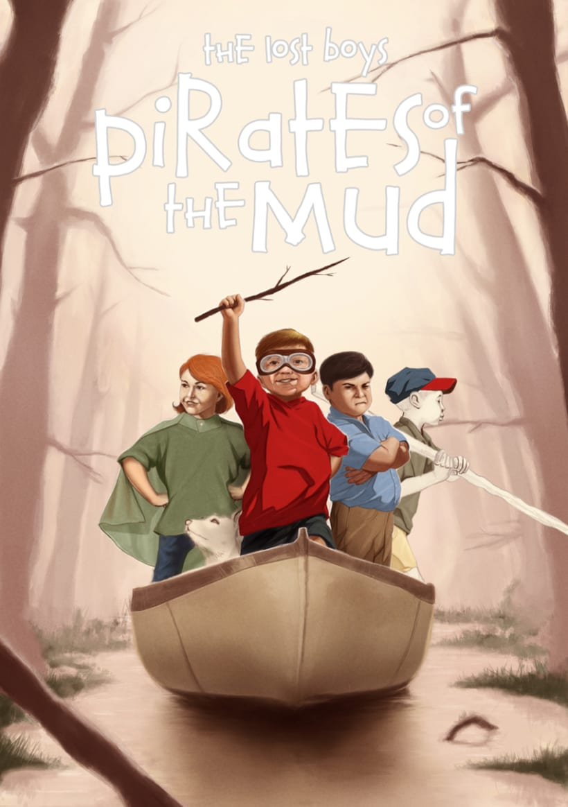 The Lost Boys: Pirates Of The Mud 5
