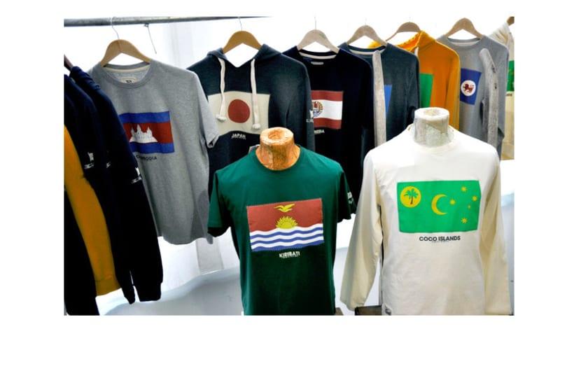 Imagen corporativa y desarrollo de producto The Flag Co. 2