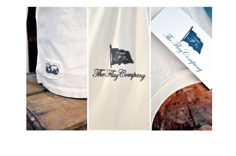 Imagen corporativa y desarrollo de producto The Flag Co. 4